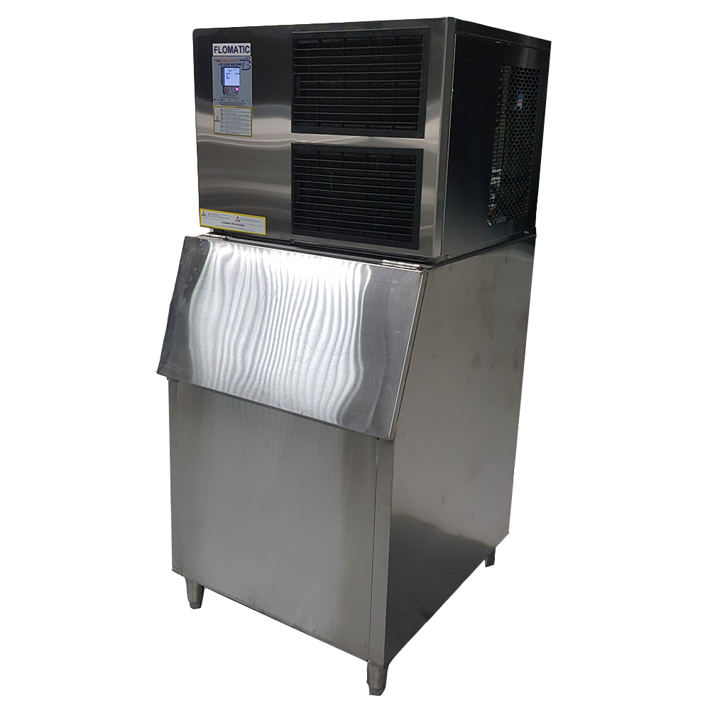 Commercial Ice Maker Machine | Flomatic Industries
