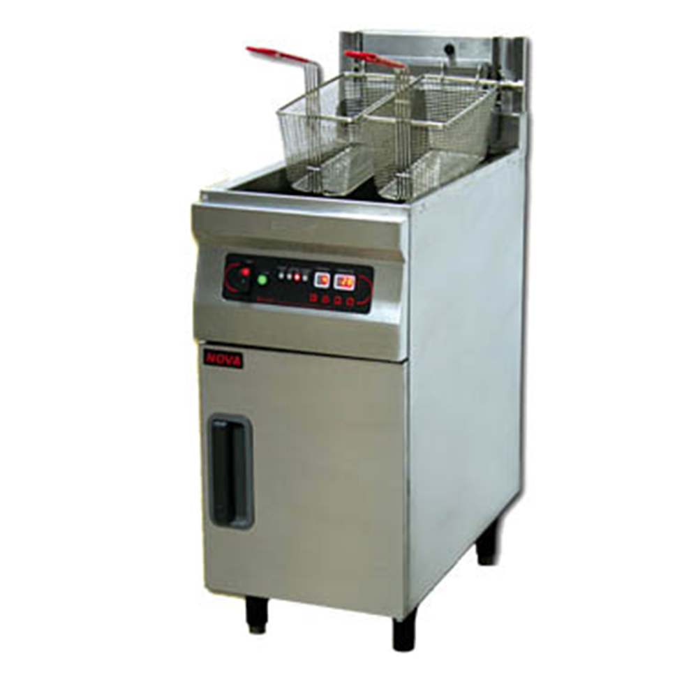 Electrical Deep Fat Fryer | Commercial Cooking Equipment