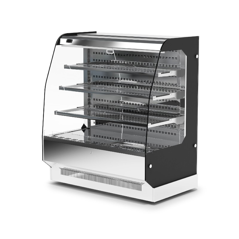Self-Serve Merchandiser | Commercial Chillers & Freezers