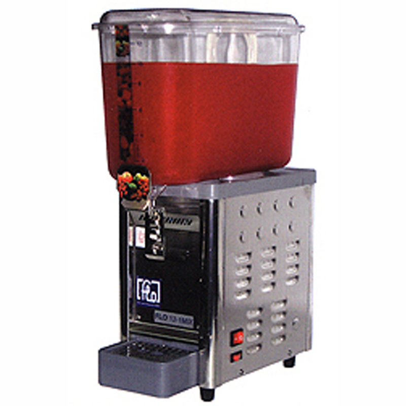 Single Tank Mixer Type Cold Drink Dispenser | Flomatic Industries