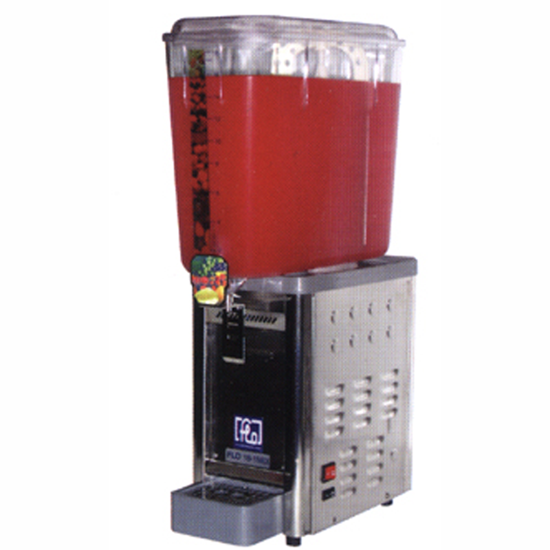 Single Tank Spray/Jet Type Cold Drink Dispenser | Flomatic Industries